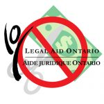 停止削減法律援助新請願行動
