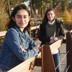 「從我們開始」青少年建立團體要求對氣候變化採取行動