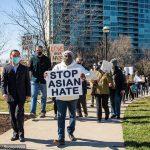 消除反亞裔種族主義