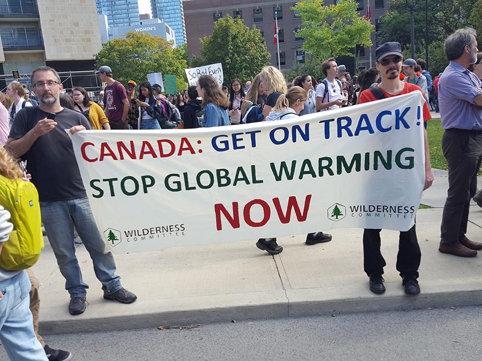 Climate Strike 3